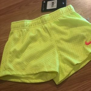 Nike Bottoms - Girls size 5 Nike shorts